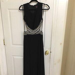 Block prom dress, size 9
